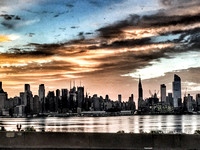 New York City Skyline - iPhone 6